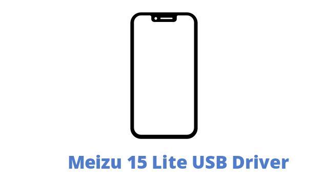 Meizu 15 Lite USB Driver