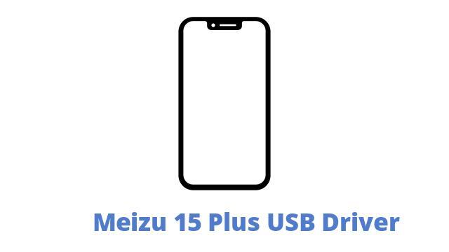 Meizu 15 Plus USB Driver