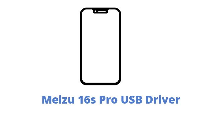 Meizu 16s Pro USB Driver