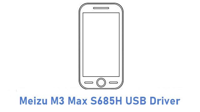 Meizu M3 Max S685H USB Driver