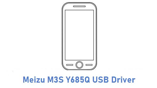 Meizu M3S Y685Q USB Driver