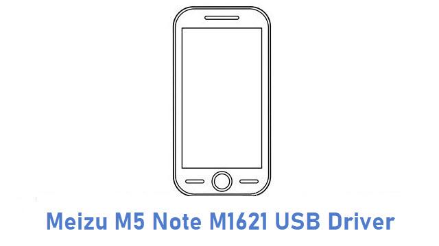 Meizu M5 Note M1621 USB Driver