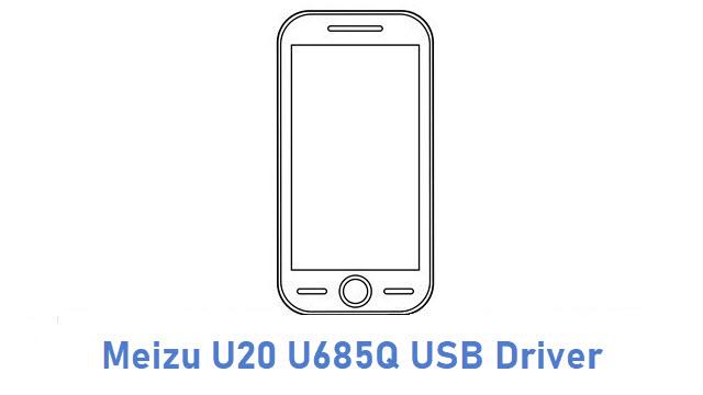 Meizu U20 U685Q USB Driver