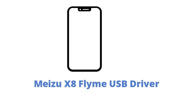 Meizu X8 Flyme USB Driver
