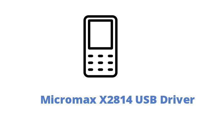 Micromax X2814 USB Driver