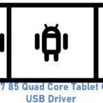 Qilive 7 85 Quad Core Tablet Q3835 USB Driver