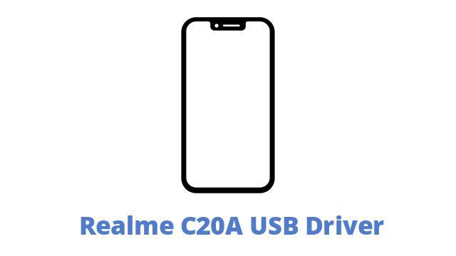 Realme C20A USB Driver