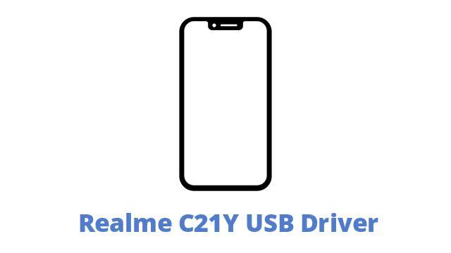 Realme C21Y USB Driver