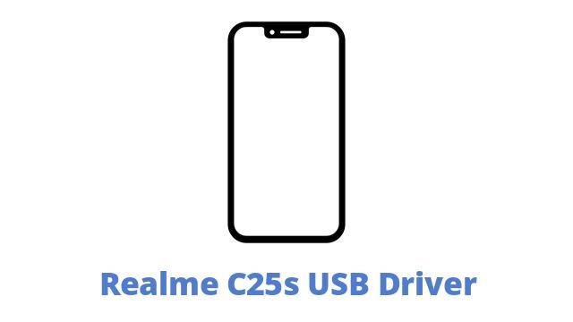 Realme C25s USB Driver