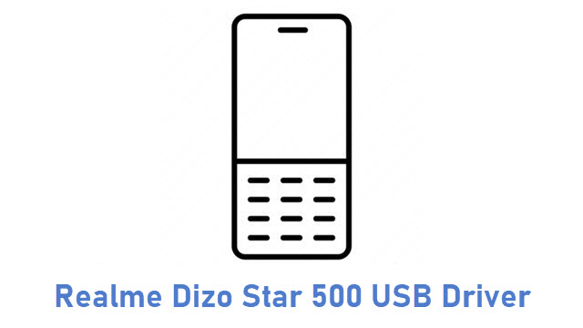 Realme Dizo Star 500 USB Driver