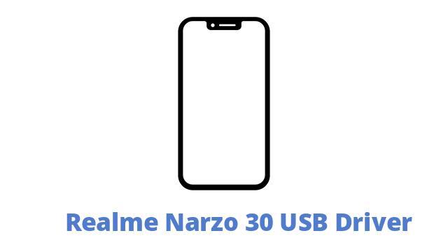 Realme Narzo 30 USB Driver