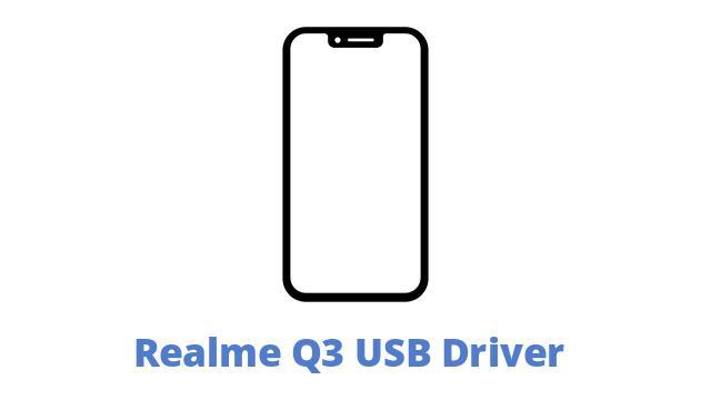 Realme Q3 USB Driver