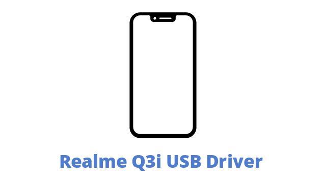 Realme Q3i USB Driver