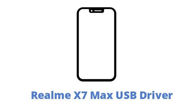 Realme X7 Max USB Driver