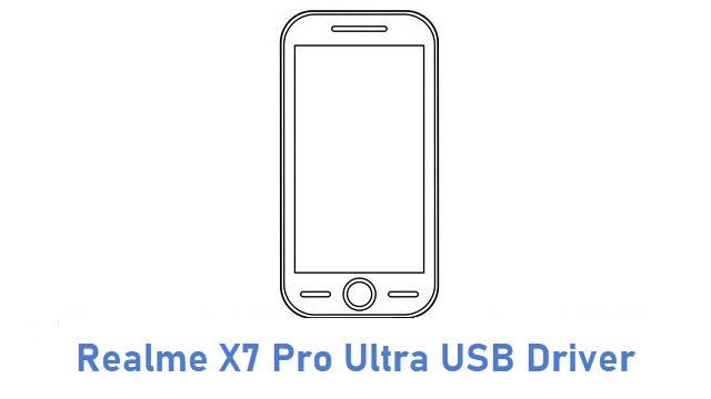 Realme X7 Pro Ultra USB Driver