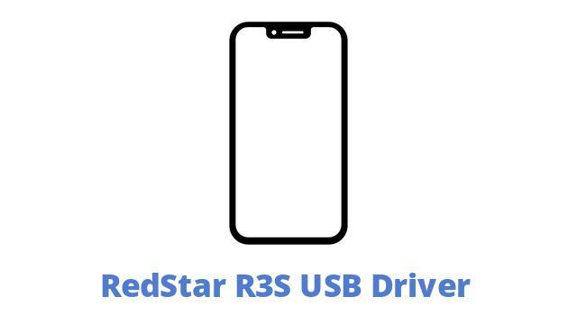 RedStar R3S USB Driver