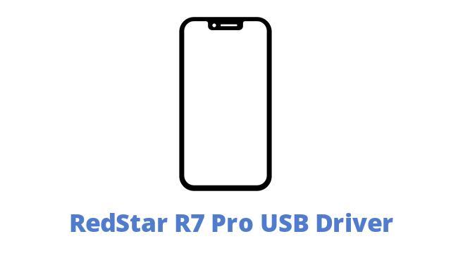 RedStar R7 Pro USB Driver