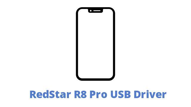 RedStar R8 Pro USB Driver