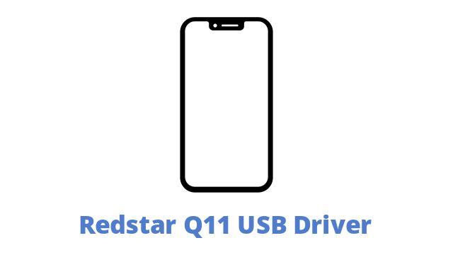 Redstar Q11 USB Driver