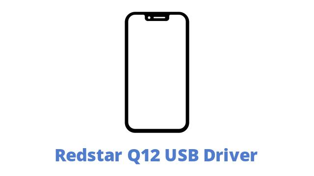 Redstar Q12 USB Driver