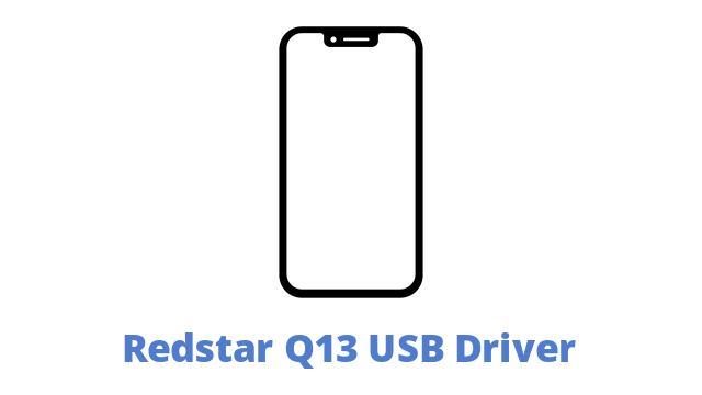 Redstar Q13 USB Driver