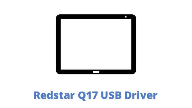 Redstar Q17 USB Driver