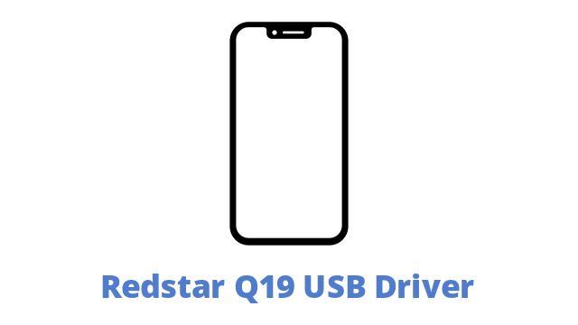 Redstar Q19 USB Driver
