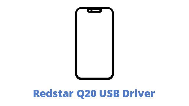 Redstar Q20 USB Driver