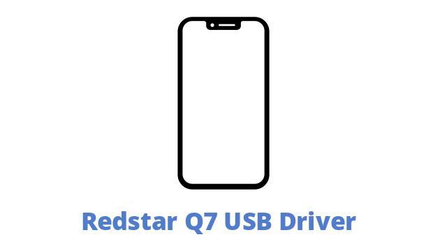 Redstar Q7 USB Driver