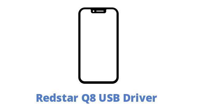 Redstar Q8 USB Driver
