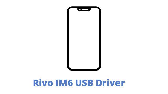 Rivo IM6 USB Driver