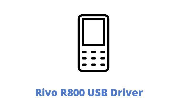 Rivo R800 USB Driver