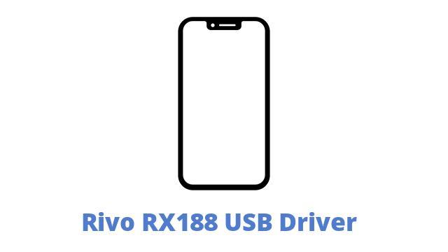 Rivo RX188 USB Driver