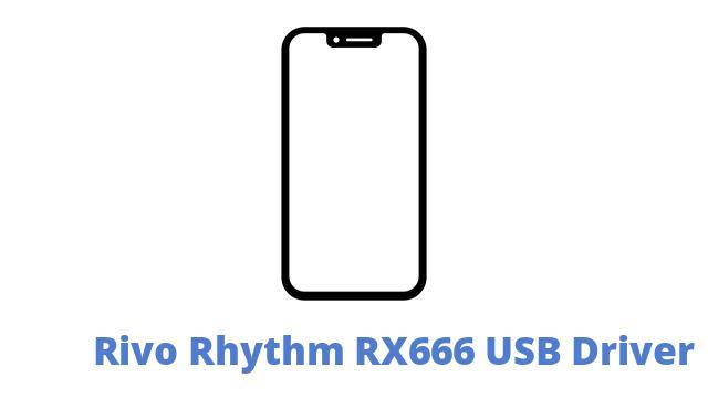 Rivo Rhythm RX666 USB Driver