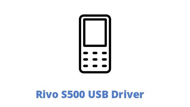 Rivo S500 USB Driver